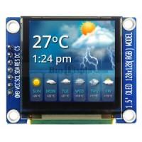 """OLED 1.50"""" 128x128 Display SPI Color"""